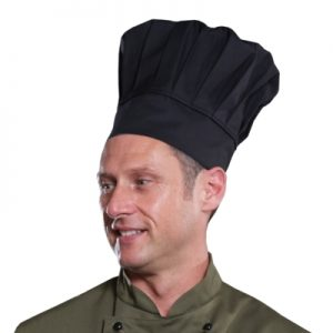 Dennys Chef's Traditional Tall Hat
