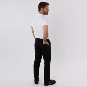 New Men's Stretch Trousers – Sizes XS-2XL