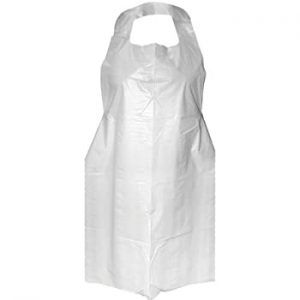 Polythene Disposable Apron