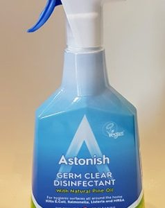 Germ Clear Disinfectant Spray